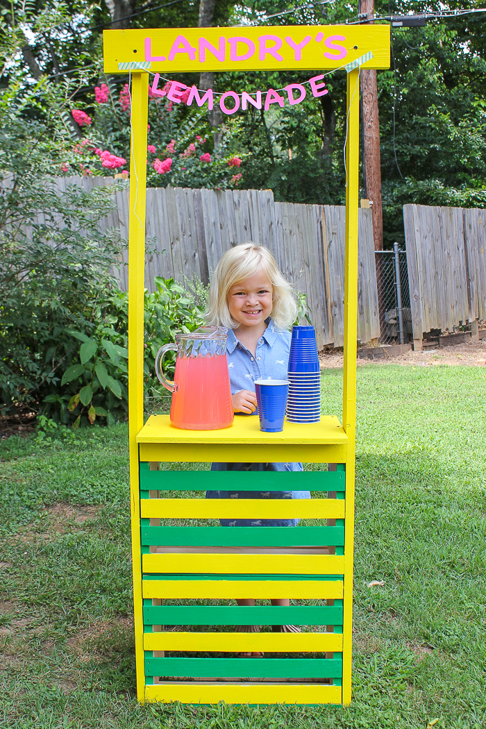 Simple Lemonade Stand