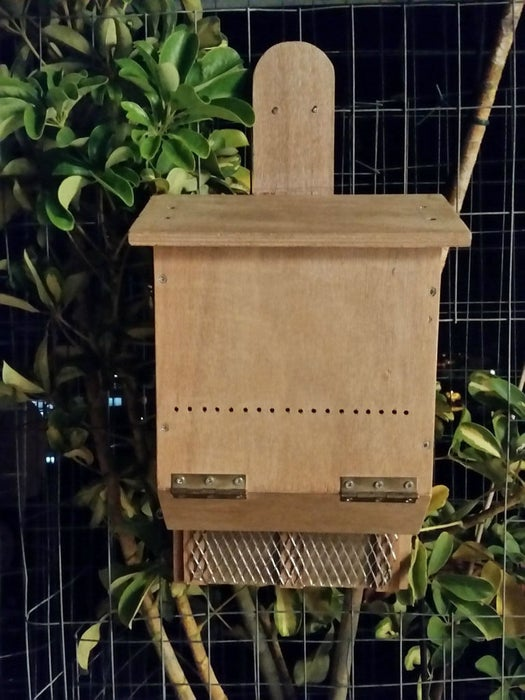 DIY Bat Nest