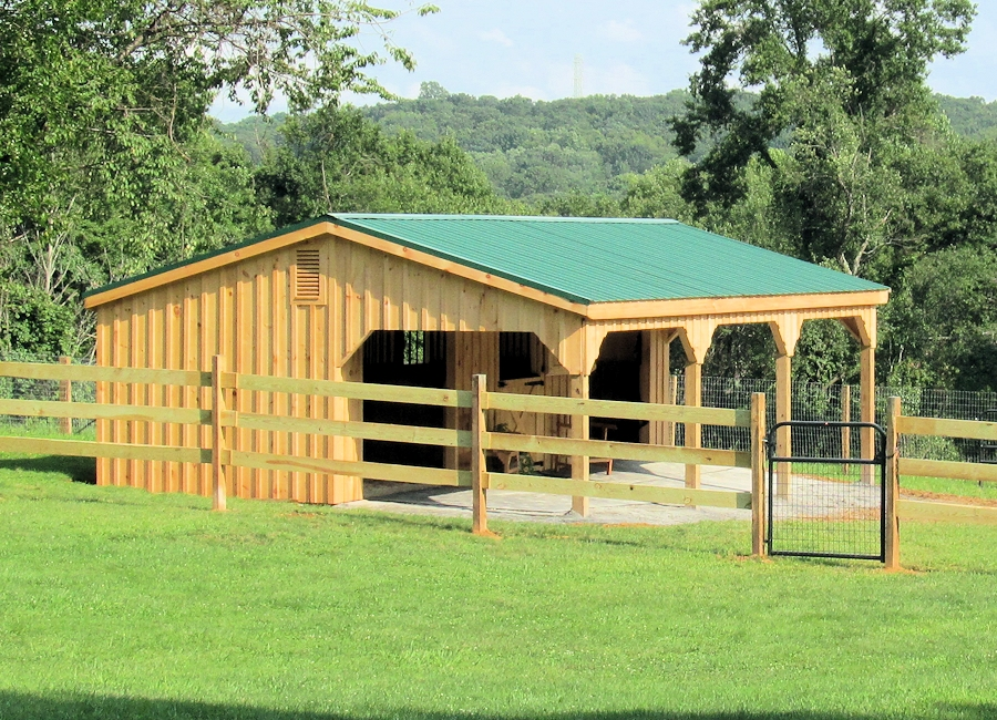 12 Diy Pole Barn Plans For Your Homestead The Self