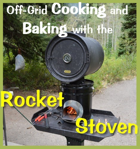 DIY Rocket Stove and Oven