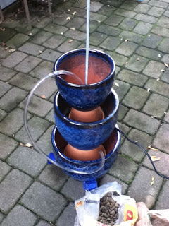 Pottery Water Fountain