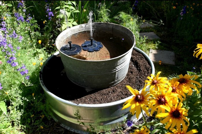 27 Diy Water Fountain To Make Your Garden More Appealing The Self Sufficient Living