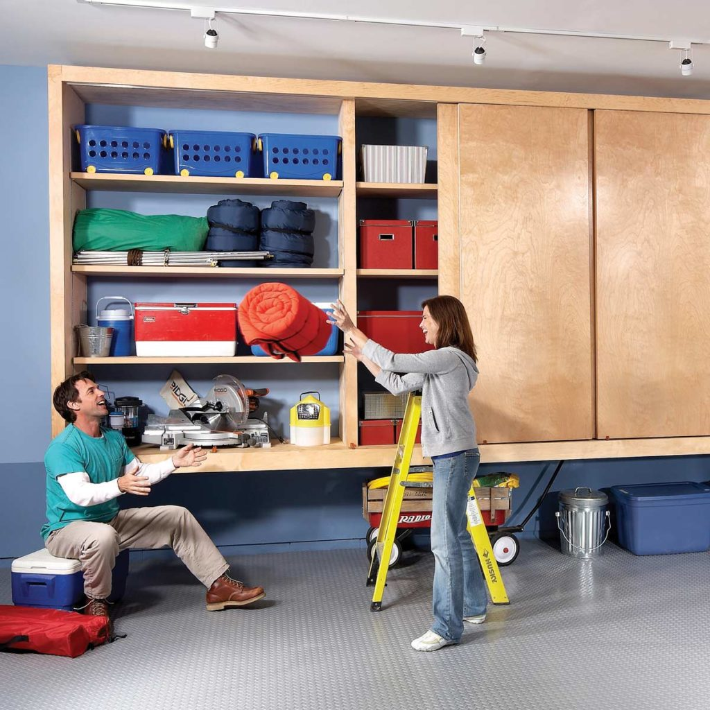 Giant DIY Cabinets