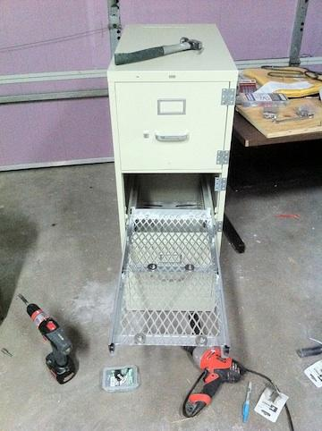 Three-Drawer Smoker With PID