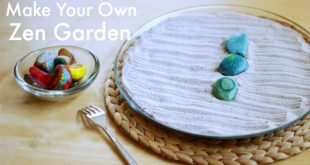 DIY Zen Garden Ideas