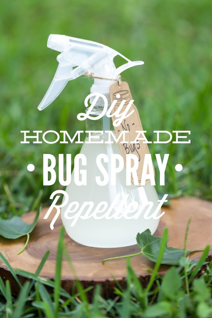 Witch Hazel Homemade Bug Spray