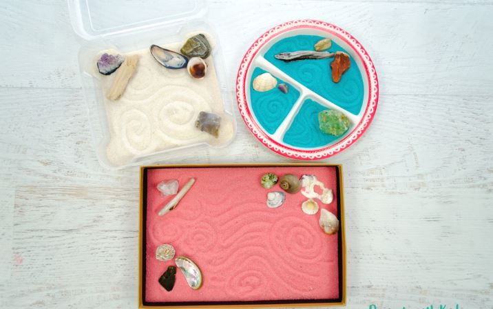 Zen Garden for Kids