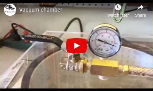 DIY Vacuum Pump For Paint