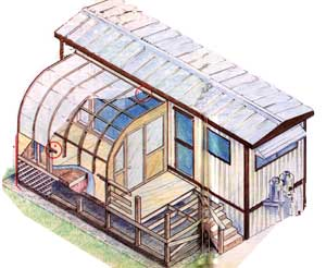 Mobile Home Conversion