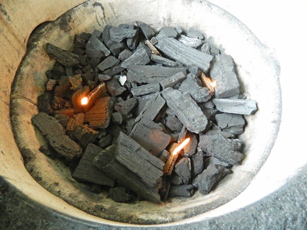 Chemical-Free Charcoal Starters