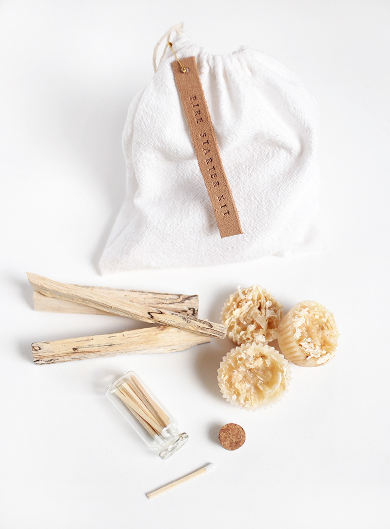 Wood Shavings and Beeswax