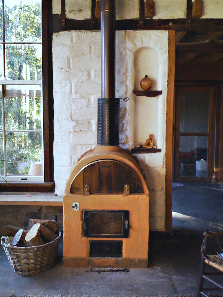 Pizza Oven Wood Stove