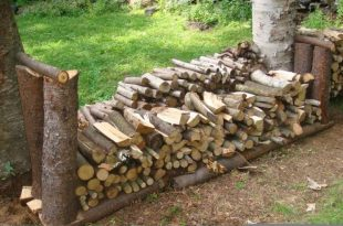 diy firewood rack plans