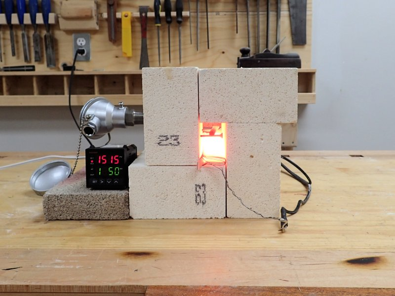 Mini Electric Forge