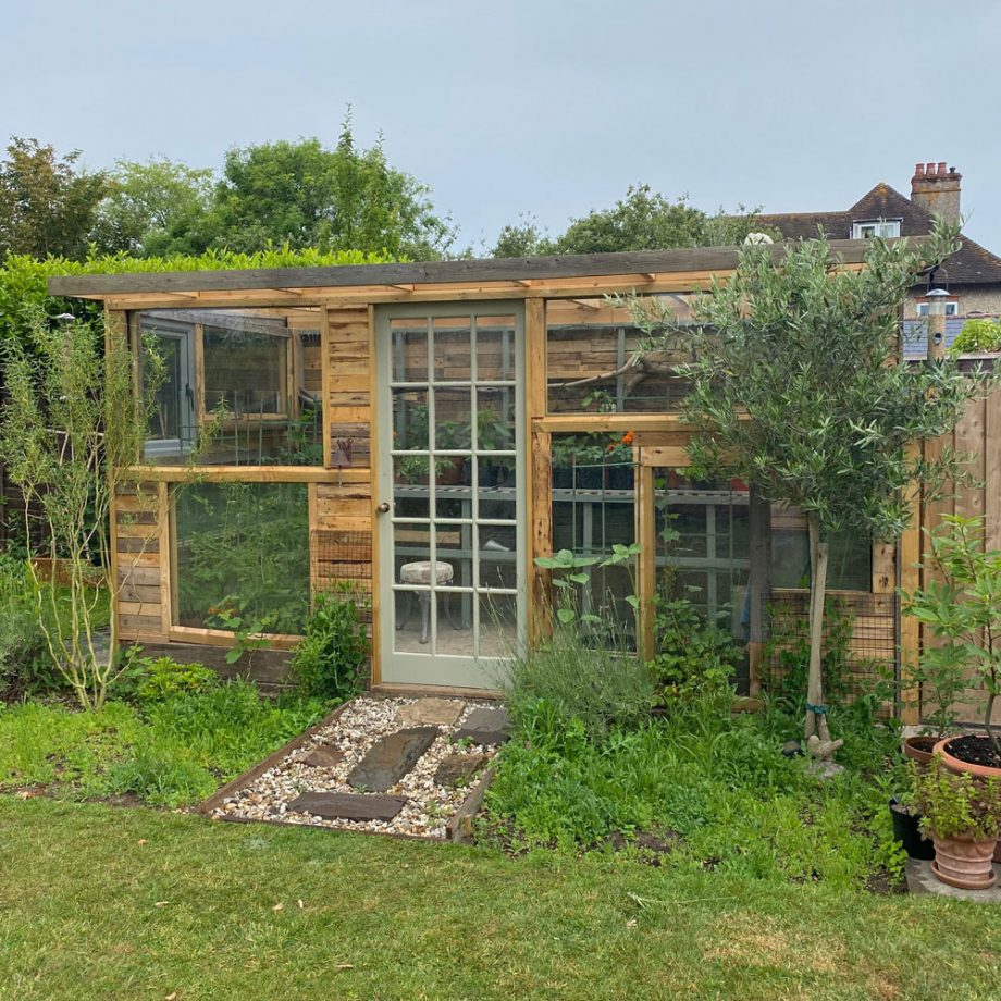 DIY Greenhouse for Just £60