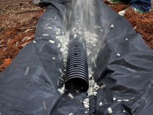 How to Install French Drains