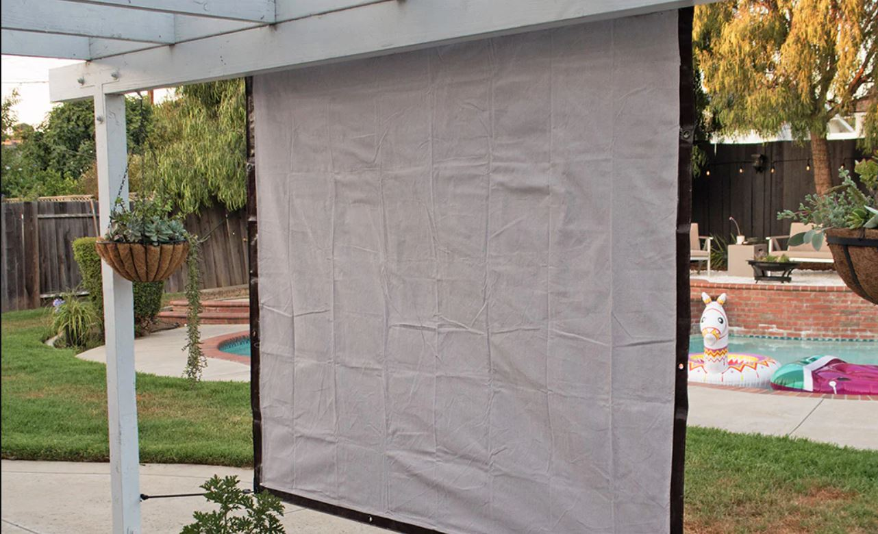 Easy Projection Screen